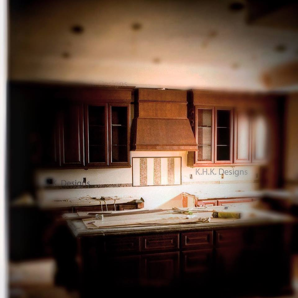 A Kitchen Remodeling Job-Site