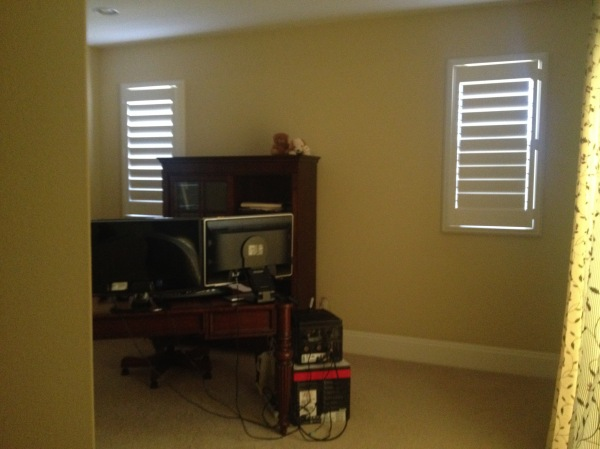The office Before