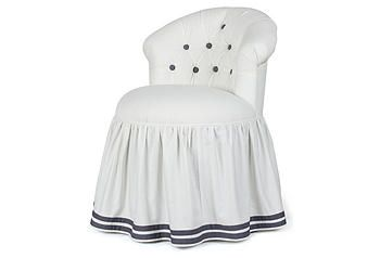 Cute vanity chair