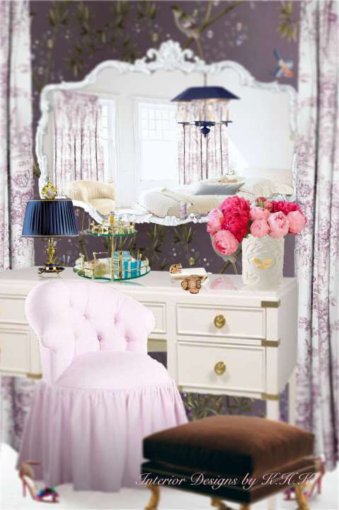 Pretty Dressing Room