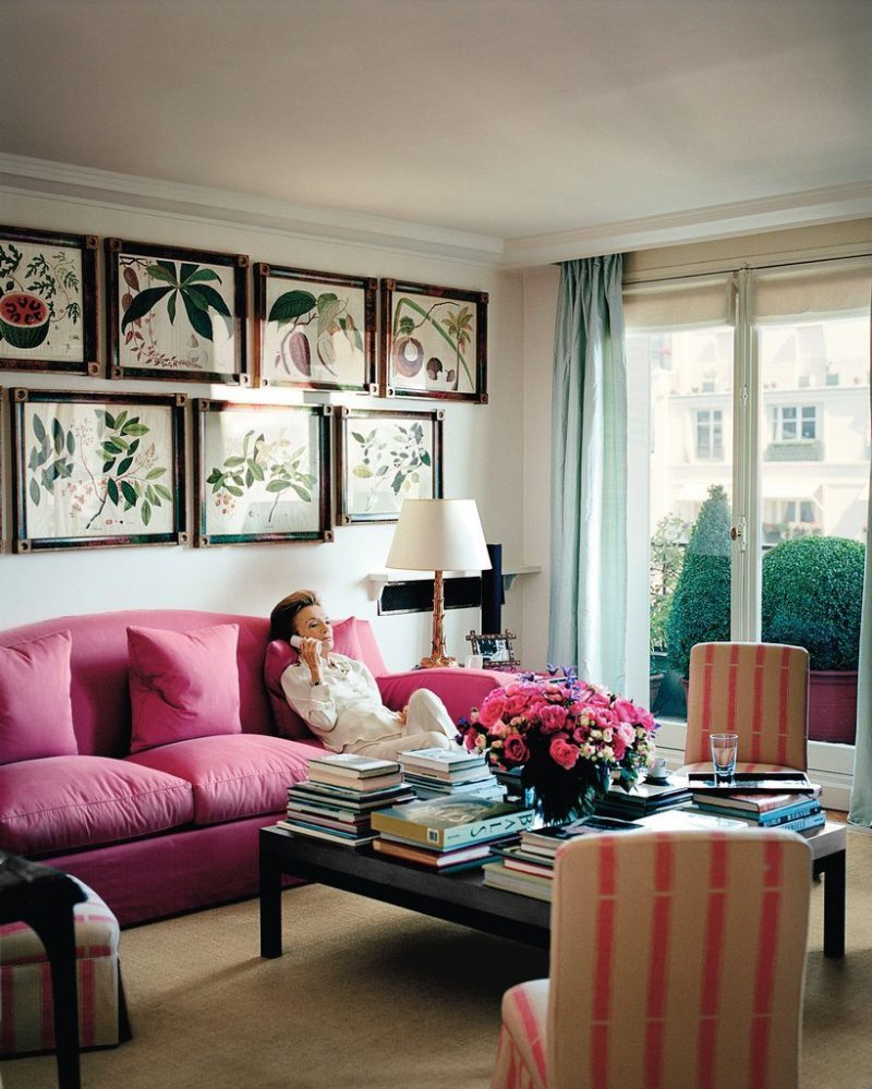 lee-radziwill-paris-apartment