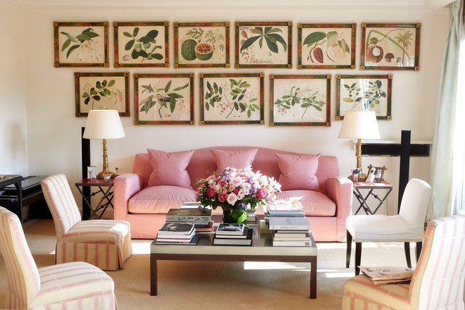 Lee-Radziwill's-Paris-Apartment