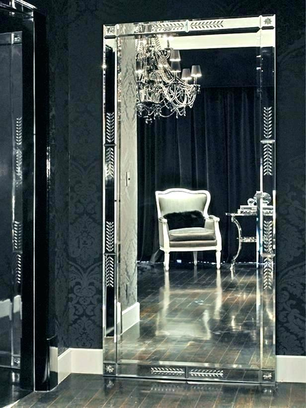 mmodern-floor-standing-mirror-tufted-floor-mirror-contemporary-bedrooms-from-on-large-floor-mirrors-are-a-great-way-to-break-up-space-this-free-standing-full-length-mirror-crystal-tufted