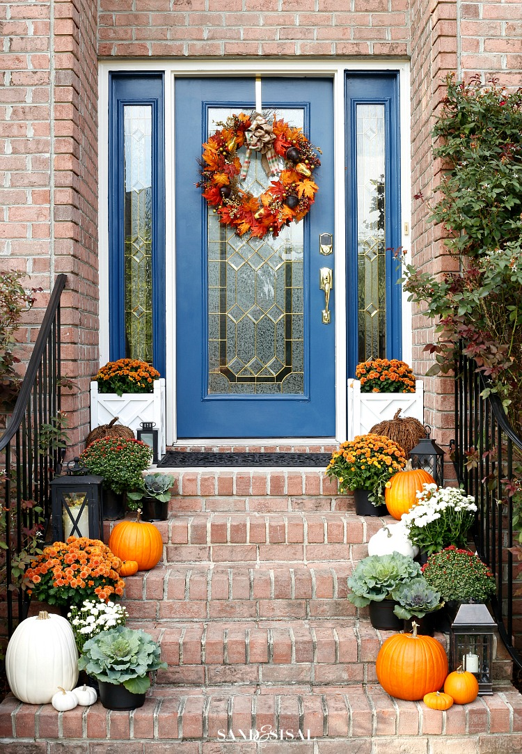 boMy-Indigo-and-Orange-Fall-Front-Porch