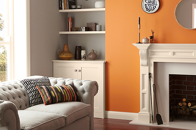 orangecitrus-living-room-paint-colors