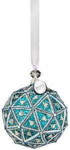 Waterford 2019 Times Square Replica Ball Ornament 4.6""