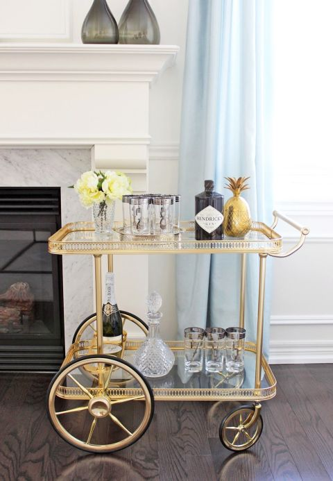 bargallery-1443735690-vintage-maison-bagues-brass-bar-cart-styling7