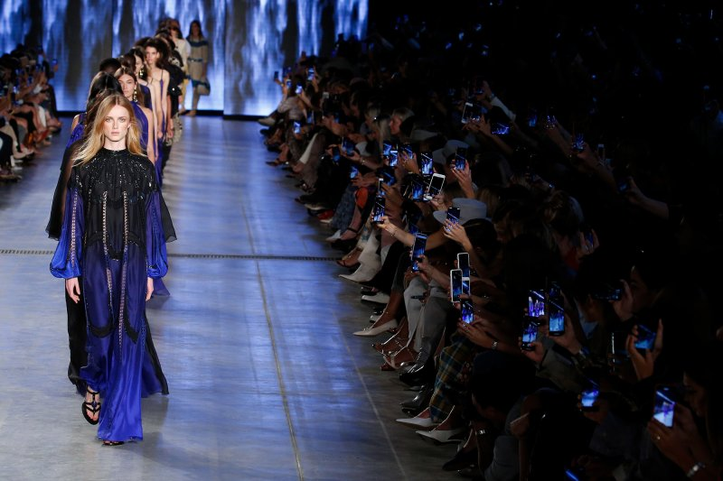 Alberta Ferretti - Runway - Milan Fashion Week Spring/Summer 2020