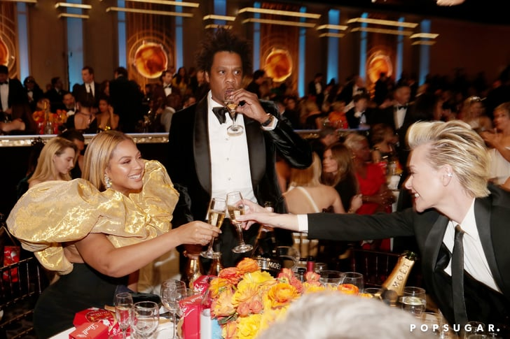 beyoncé-jay-z-at-golden-globes-2020-pictures