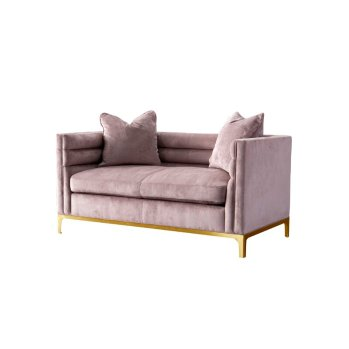 Acanva+Modern+Tufted+Velvet+Down-Filled+Loveseat