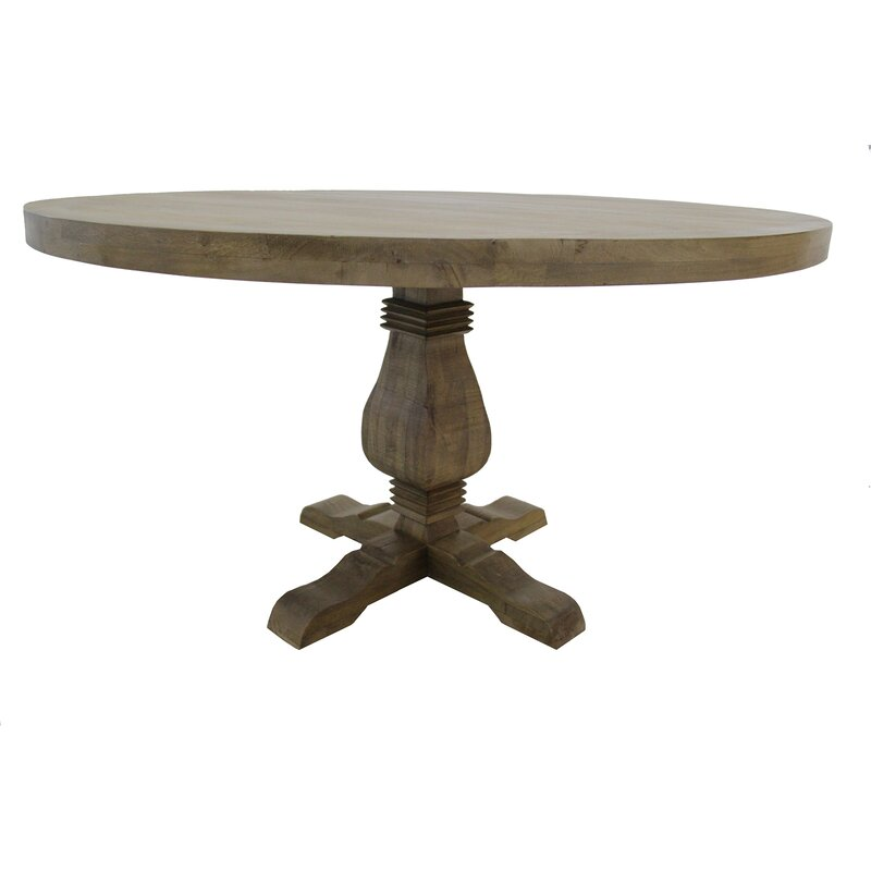 Poole+Solid+Wood+Dining+Table