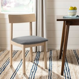 Vicky+Retro+Upholstered+Dining+Chair