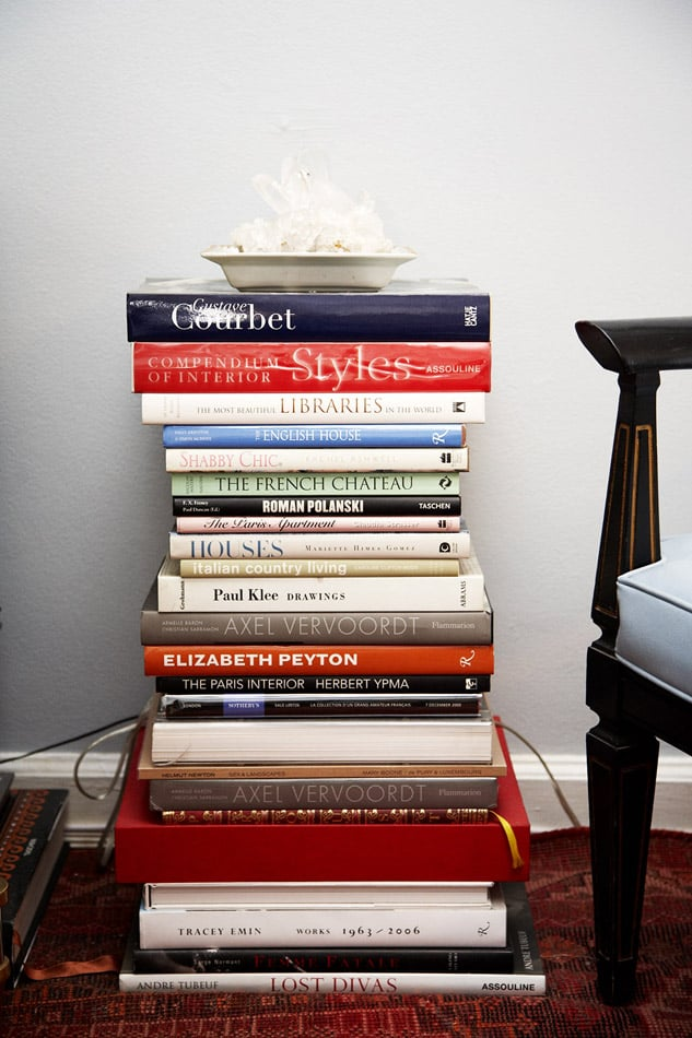 Decorating-Stacks-Books
