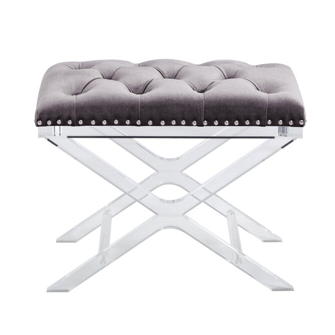 Distefano+Upholstered+Bench