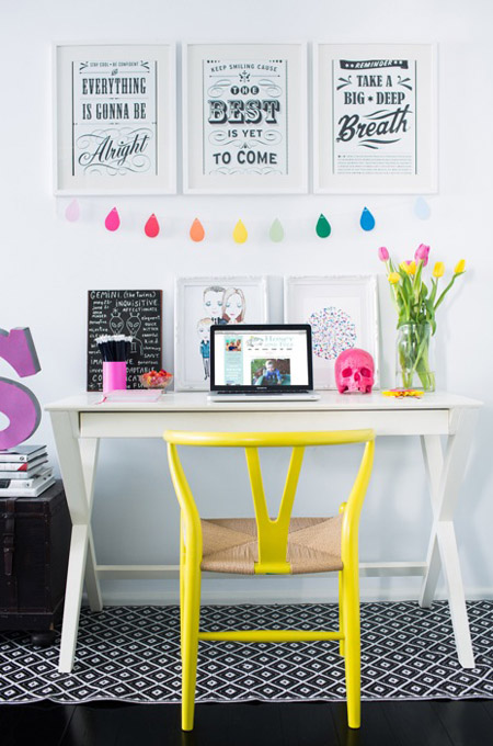 Pop-of-color-for-home-office