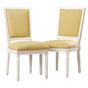 yellow Stalvey+Upholstered+Dining+Chair