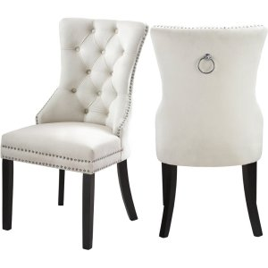 Stonefort+Tufted+Velvet+Upholstered+Dining+Chair