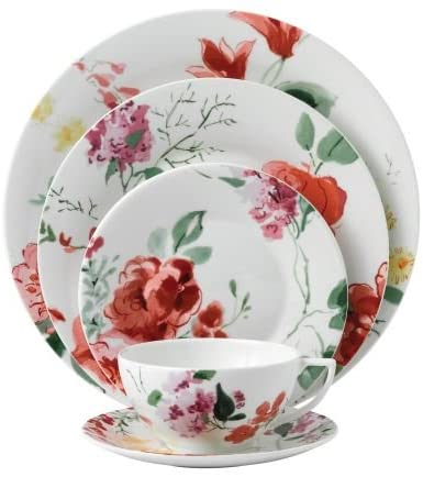 Wedgwood Floral Plate