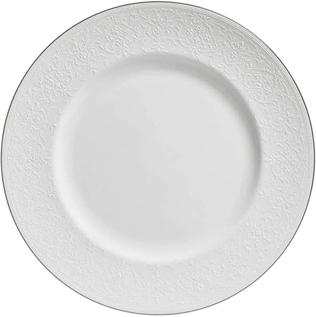 Wedgwood English Lace 10-3/4-Inch Dinner Plate