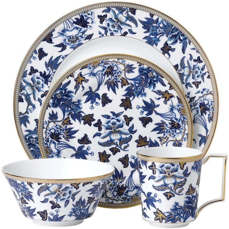 Wedgwood Hibiscus 4-Piece Place Setting 1050603