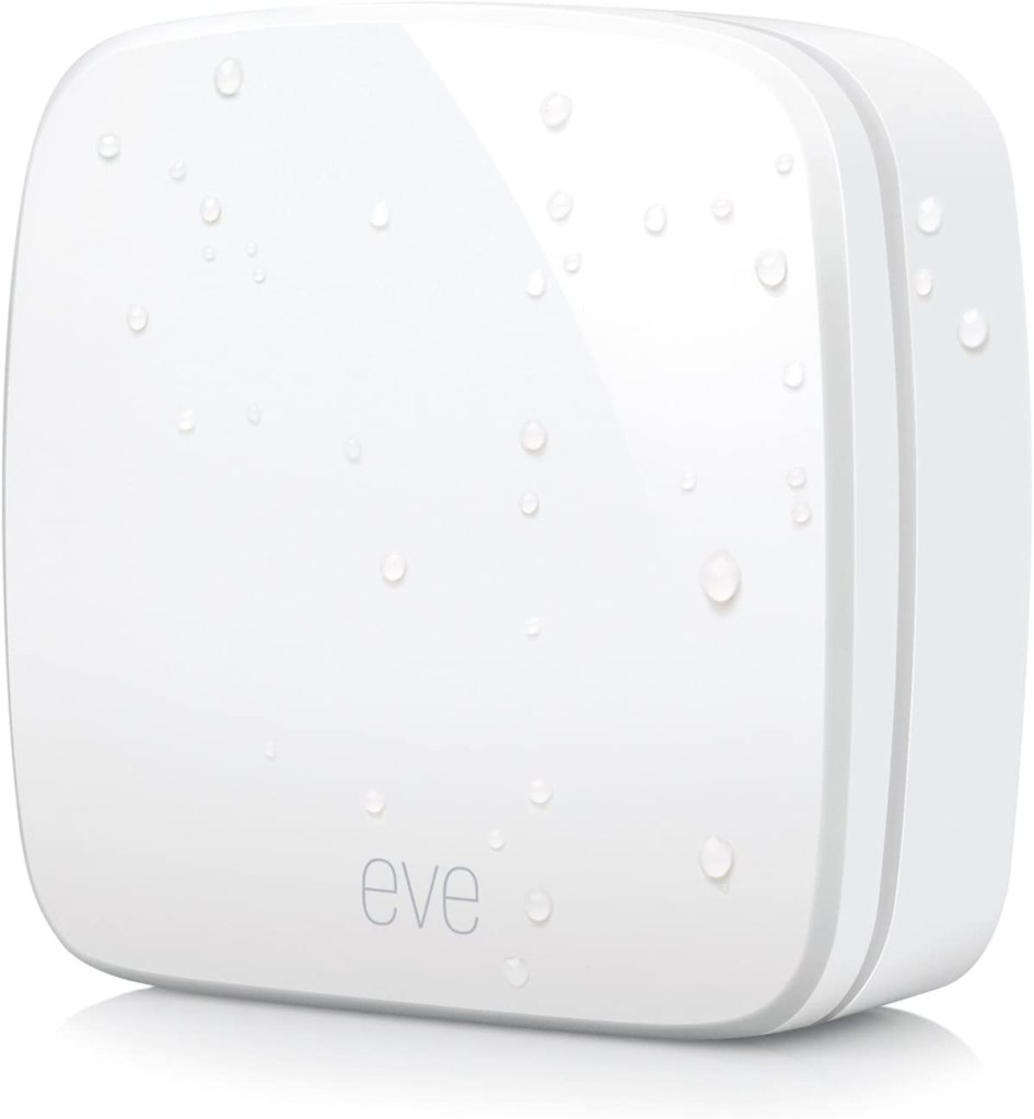 Eve Weather - Apple HomeKit Smart Home Outdoor Weather Sensor for Detecting & Tracking Temperature, Humidity, & Air Pressure