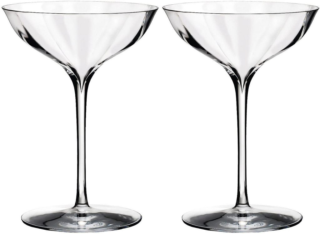Waterford Elegance Optic Belle Coupe Set