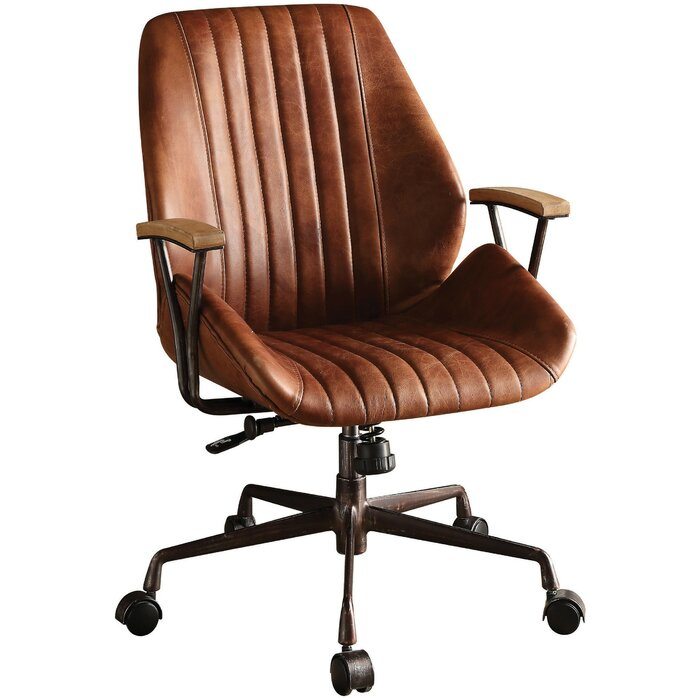 Ajax Genuine Leather Executive Chair