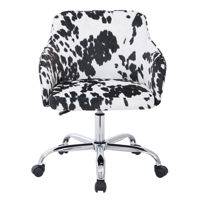 Animal-print Office Chair