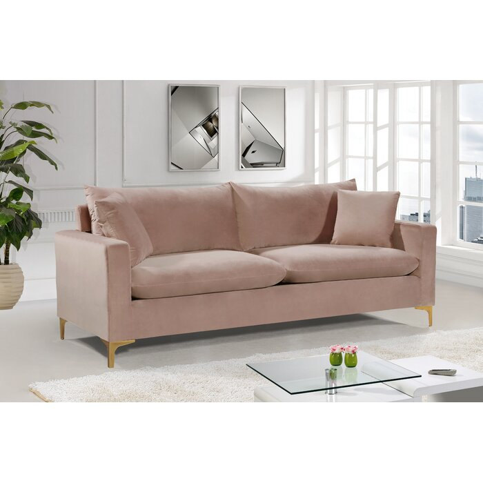 Boutwell Sofa in blush