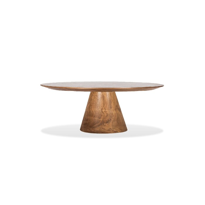 Dulles Pedestal Bunching Tablev wood