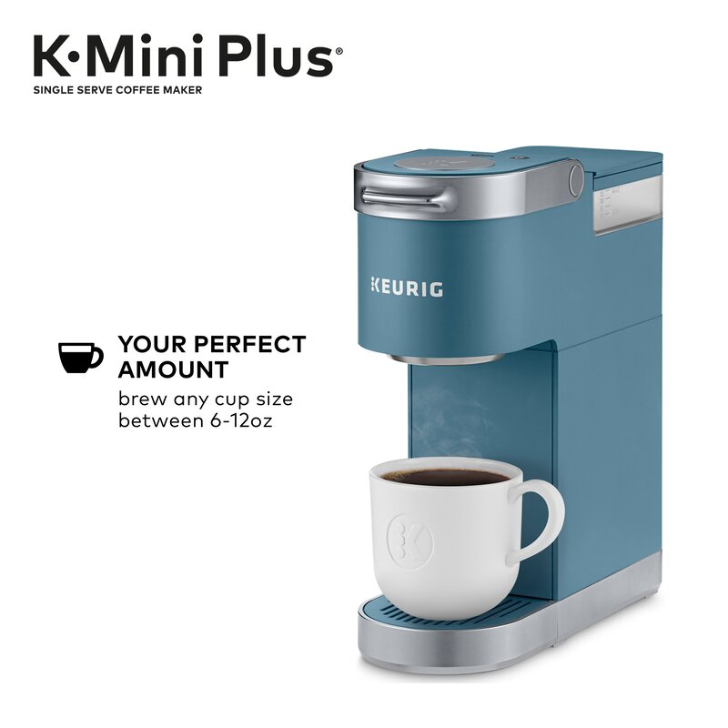 Keurig K-Mini Plus Single Serve K-Cup Coffee Maker