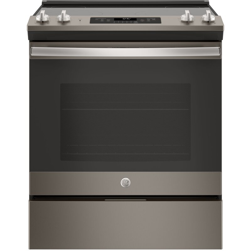"30"" 5.3 cu ft. Slide-in Electric Range"