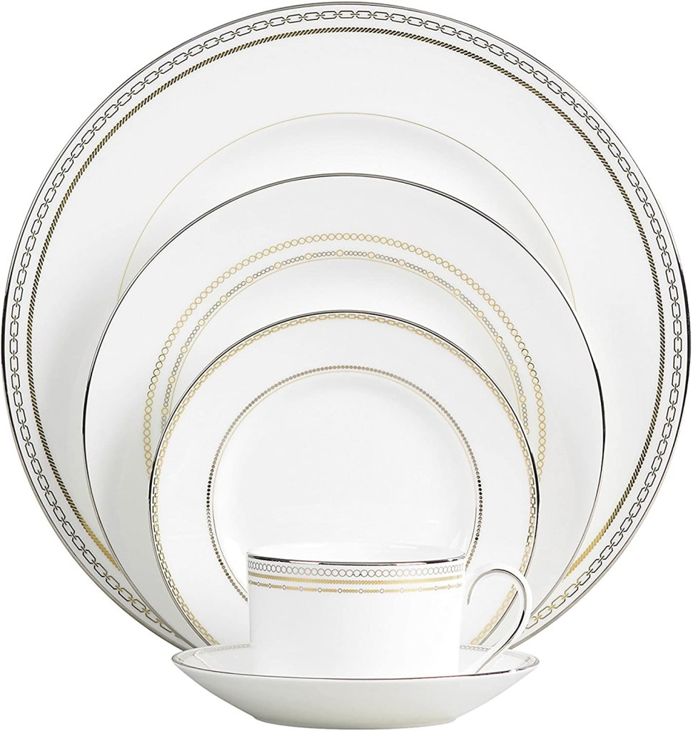 Wedgwood Vera Wang with Love 5-Piece Place Setting