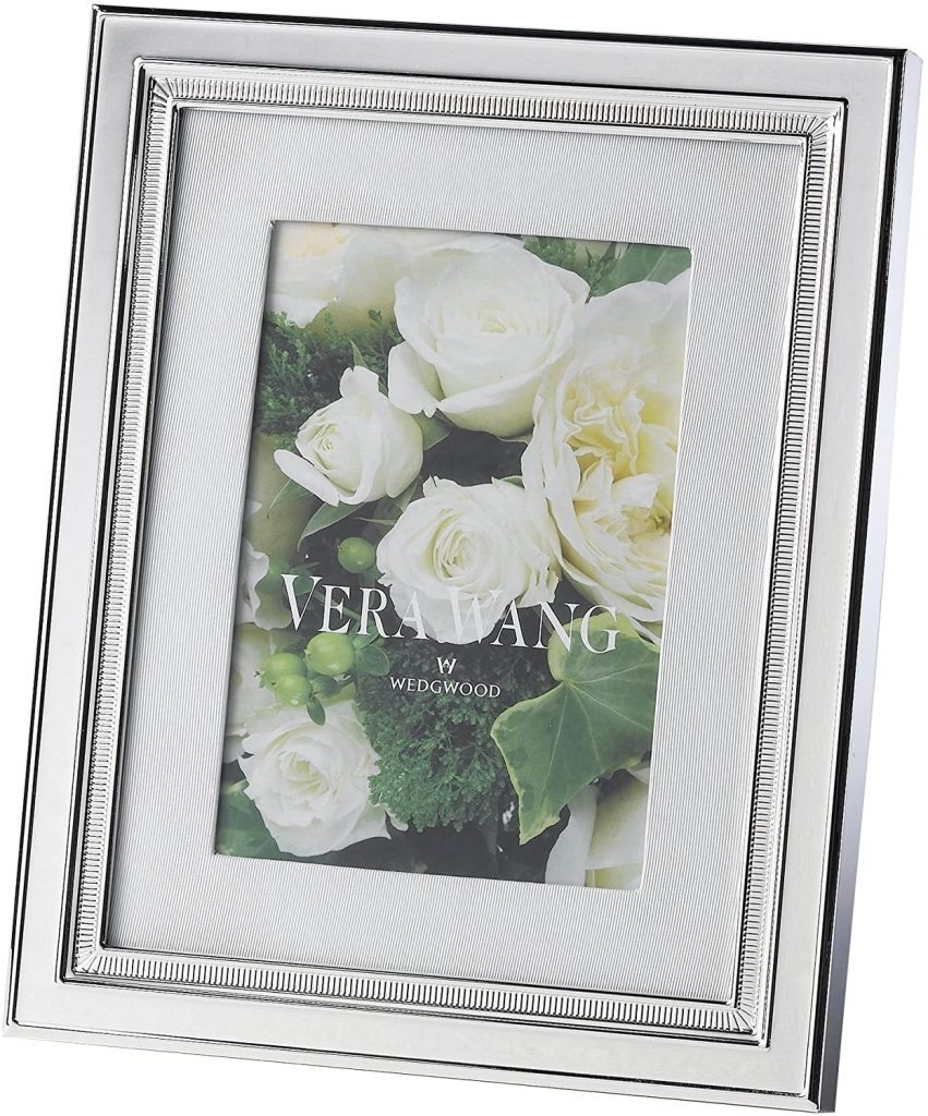 Vera Wang by Wedgwood Chime 5-Inch by 7-Inch Frame