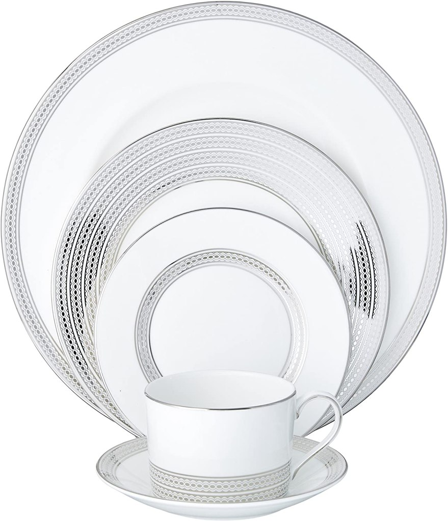 edgwood Vera Wang Vera Modern 5-Piece Place Setting