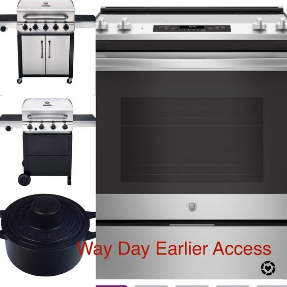 wayday appliances on sale