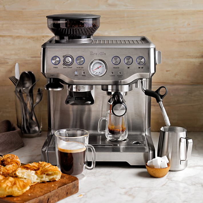 Breville Barista Express Espresso Machine mother's day gift