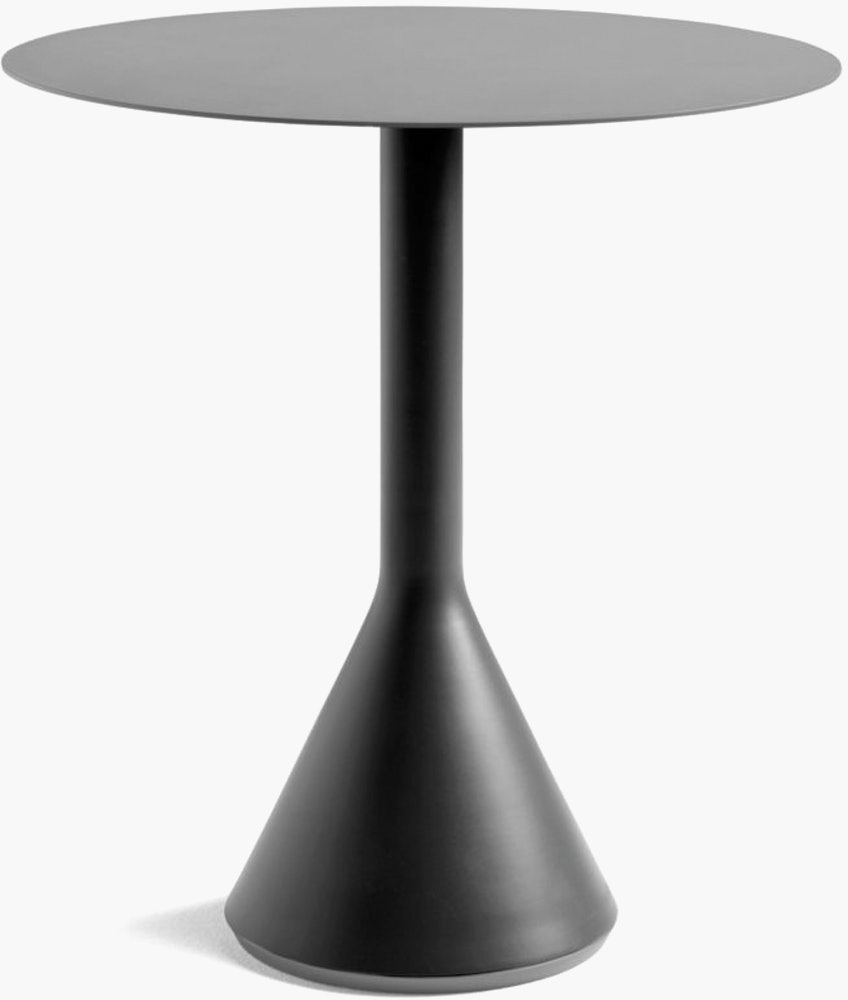 outdoor Palissade Cone Table