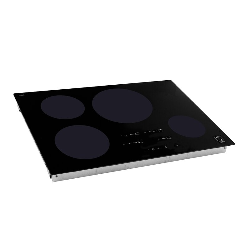 """30"""" Induction Cooktop with 4 Elements"""