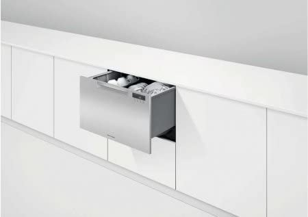 """Fisher Paykel DD24SAX9 24"""" Drawers Full Console Dishwasher in Stainless Steel"""