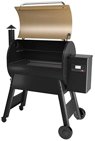 Traeger Grills Pro Series 780 Wood Pellet Grill and Smoker with Alexa and WiFIRE Smart Home Technology - Bronze