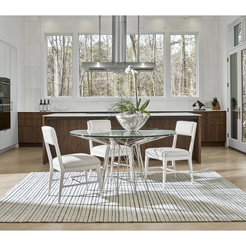 54'' Pedestal Dining Table
