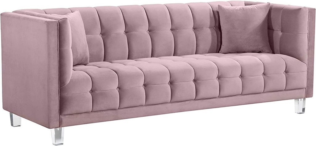 """Meridian Furniture Mariel Collection Modern 
