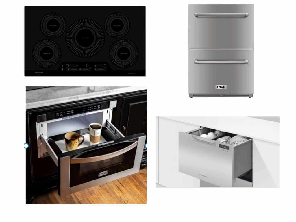 top-notch modern appliances we handpicked for you.