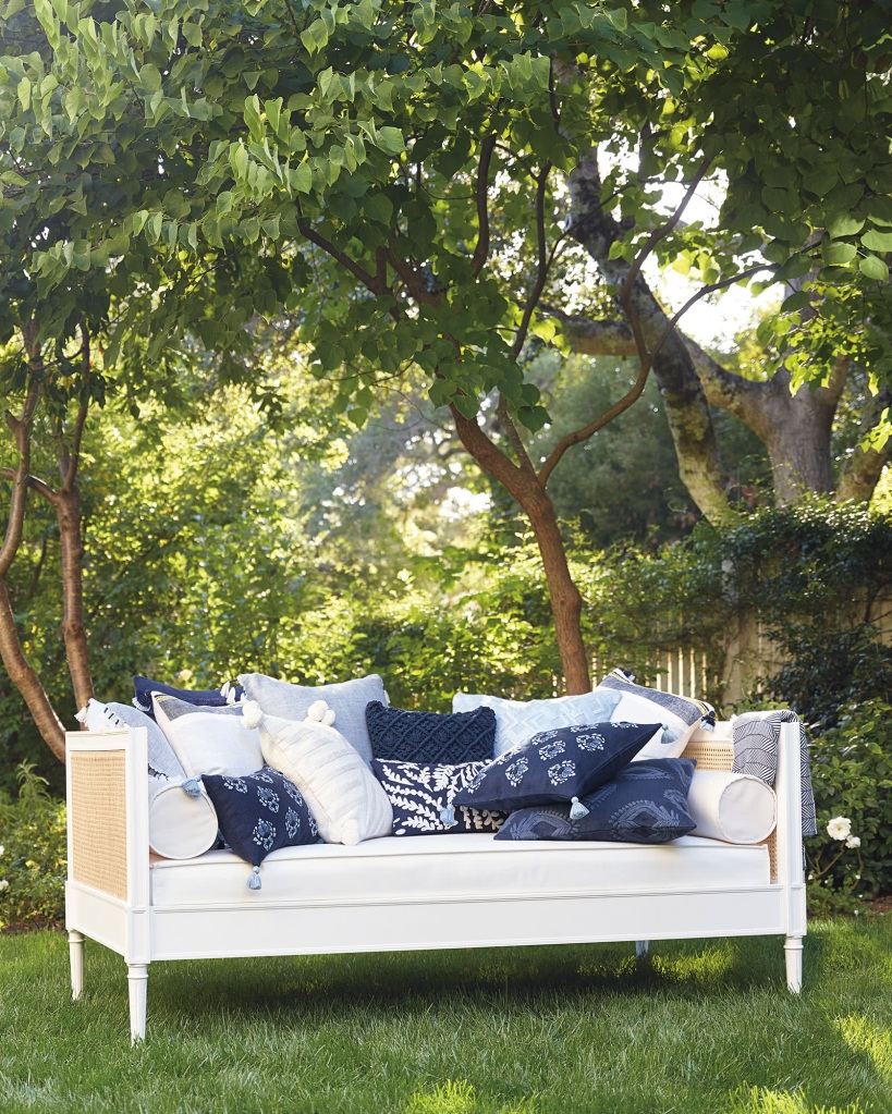 Harbour Cane Daybed