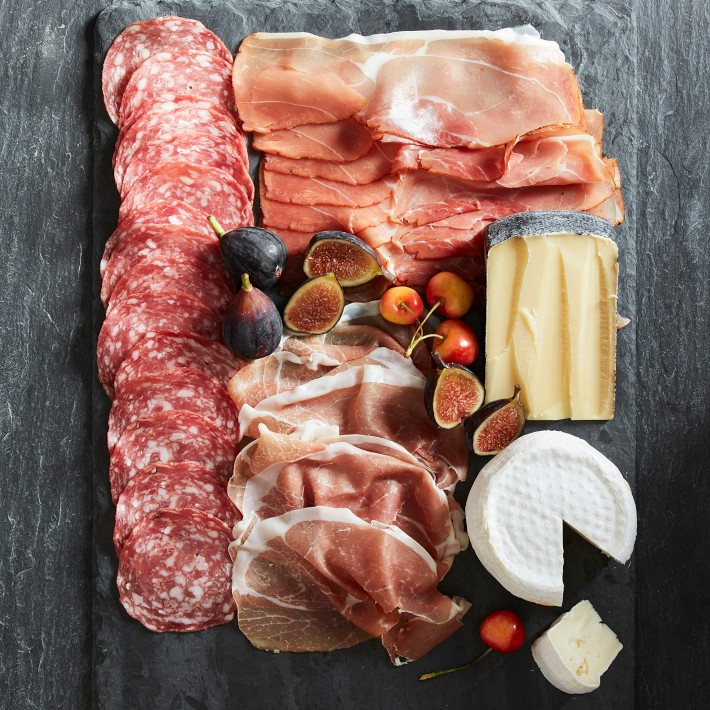 European Cheese & Charcuterie Collection mother's day gift