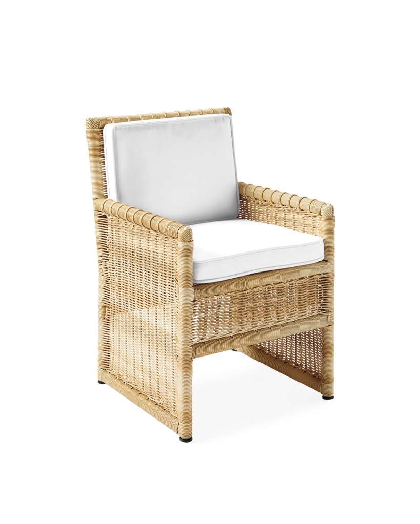 Pacifica Dining Chair - Light Dune