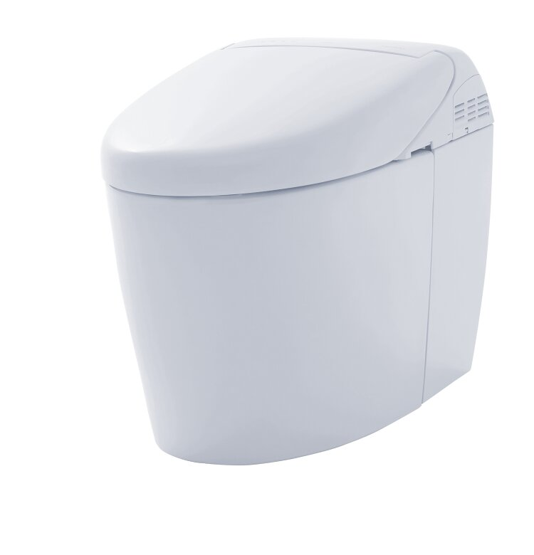 MS988CUMFG#01 Neorest® Dual-Flush Elongated One-Piece Toilet (Seat Included)