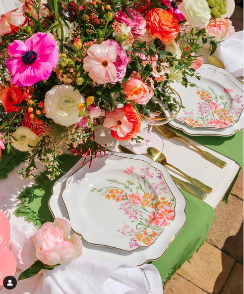 Martha Stewart Spring Dinnerware Collection, Created for Macy's