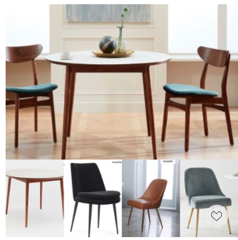 Memorial Day Sale—don't miss this great opportunity to own these chic mid-century modern furniture pieces we handpicked for you. Ends tonight, Up 75% off, extra 30% off of clearance with CODE SAVEBIG